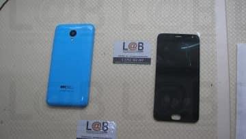 Αντικατάσταση οθόνης και μηχανισμού αφής σε κινητό MEIZU M2