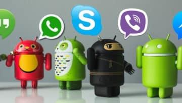 Μιλήστε δωρεάν με τα αγαπημένα σας πρόσωπα με τη χρήση δημοφιλών online εφαρμογών