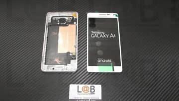 Αντικατάσταση οθόνης σε τηλέφωνο Samsung Galaxy A500 (2015)