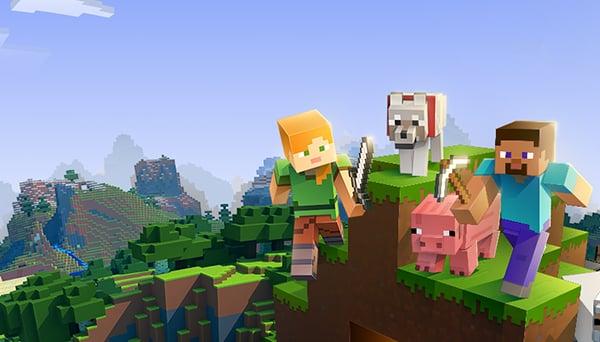 Minecraft: Πώς από δημοφιλές παιχνίδι έγινε εκπαιδευτικό εργαλείο