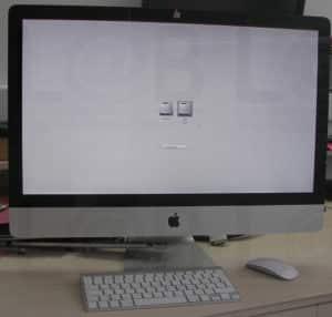 """Φυσικός καθαρισμός και εγκατάσταση διπλού λειτουργικού συστήματος σε iMac 27"""""""