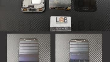 Αντικατάσταση οθόνης σε τηλέφωνο Samsung Galaxy J5 (2017)