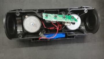 Επισκευή βύσματος τροφοδοσίας σε ηχείο JBL